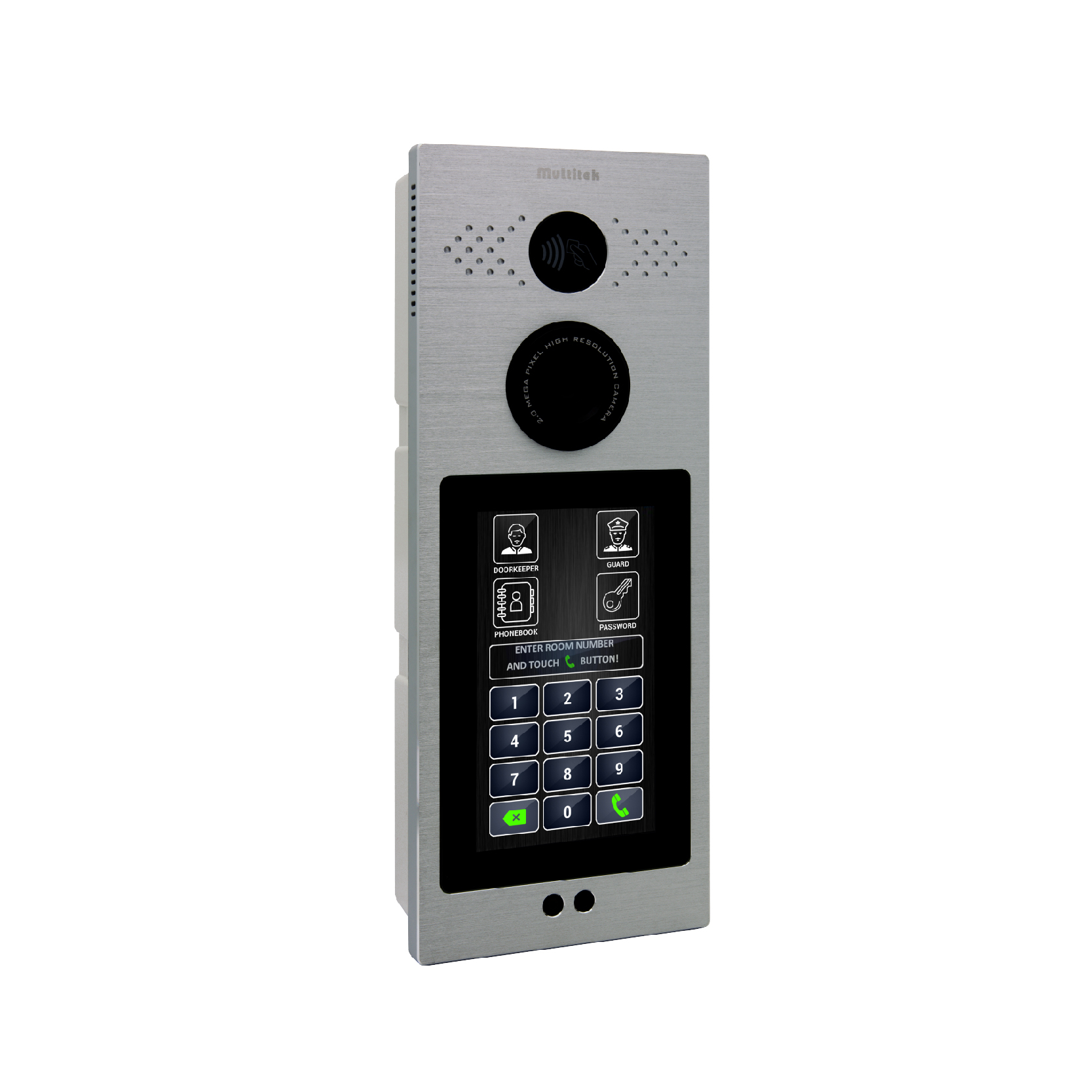 IP Intercom System Door Panels