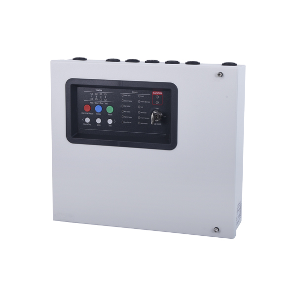 KP-40 Conventional Fire Alarm Panel With 4 Zones