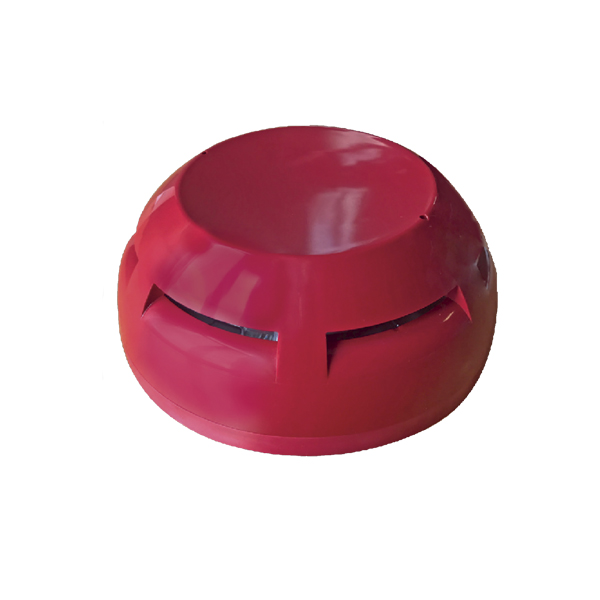 KS-20 Fire Alarm Sounder, Red