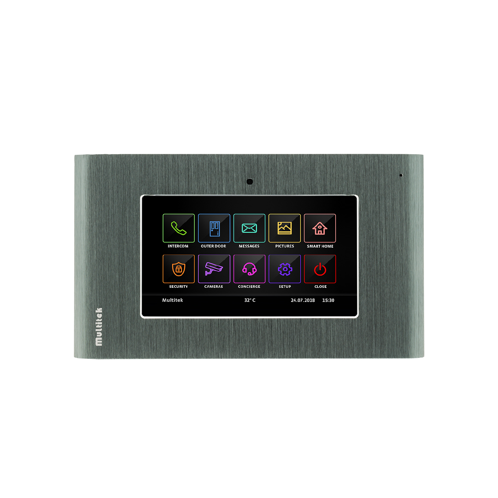 IP Intercom System Monitors